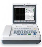 Máy điện tim kỹ thuật số 12 kênh với màn hình cảm ứng 12.1inch