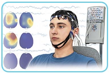 Máy ghi và đo điện não đồ đa chức năng 20/32 kênh (đo điện não; điện tim; SpO2; … ) cho người lớn