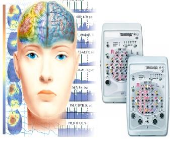 Máy phân tích điện não đồ 21/26 kênh
