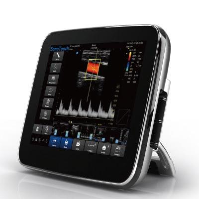 Máy siêu âm màu 3 đầu dò với màn hình cảm ứng 10inch