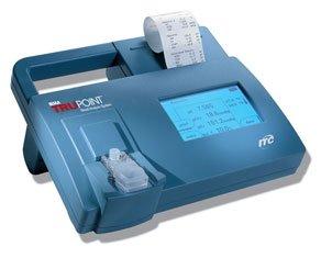 Máy theo dõi phân tích nhóm máu