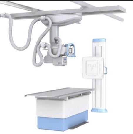 Hệ thống chụp X quang kỹ thuật số treo trần