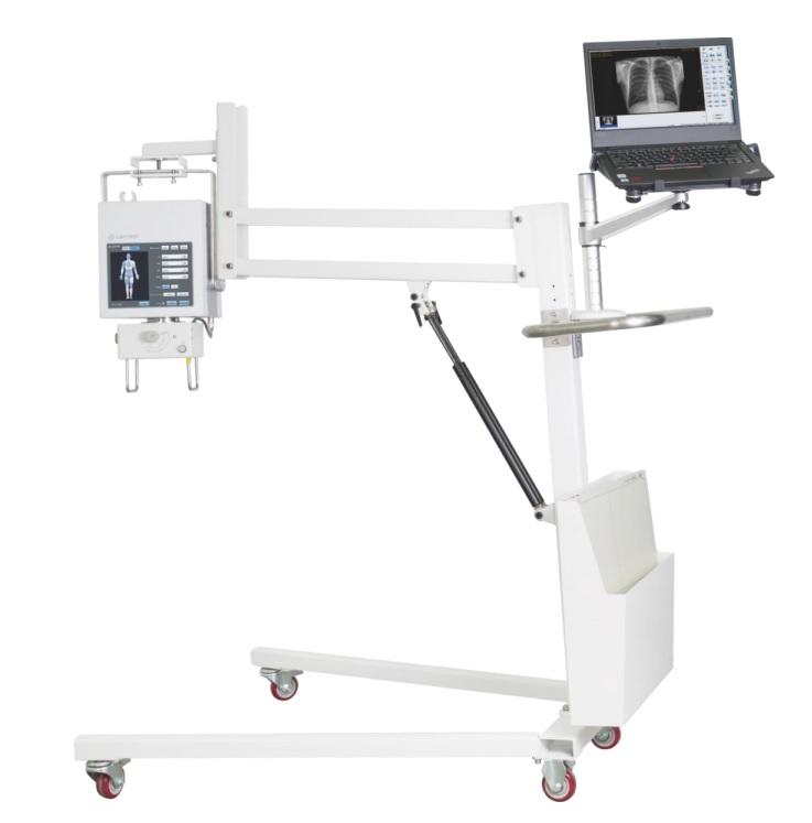 Máy X-Quang kỹ thuật số loại di động