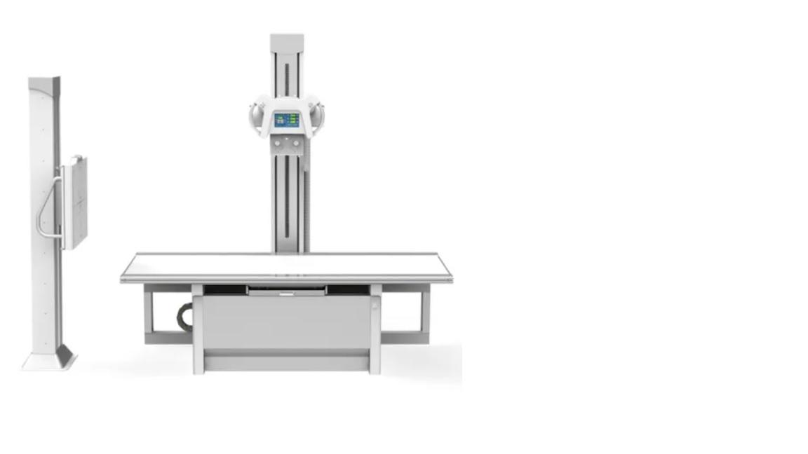 Hệ thống máy chụp X_Quang kỹ thuật số DR loại cố định & Cassette & Máy in Film
