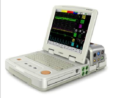 Monitor theo dõi tim thai có tích hợp mô-đun gây mê (có thể tháo rời) – Monitor sản khoa chuyên dụng