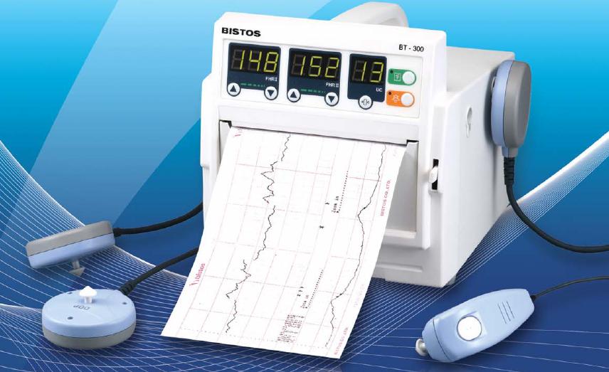 Monitor tim thai (theo dõi thai đôi và thai đơn)