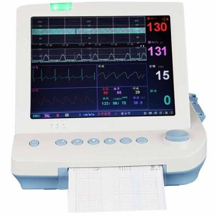 Monitor theo dõi tim thai với màn hình màu 12.1inch