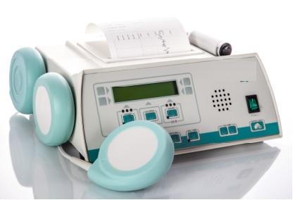 Monitor theo dõi tim thai (thai đơn và thai đôi)