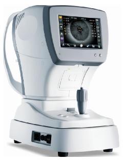 Máy đo khúc xạ kế tự động