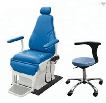 Bộ ghế khám tai mũi họng điều khiển bằng điện (dành cho Bác sĩ và Bệnh nhân)