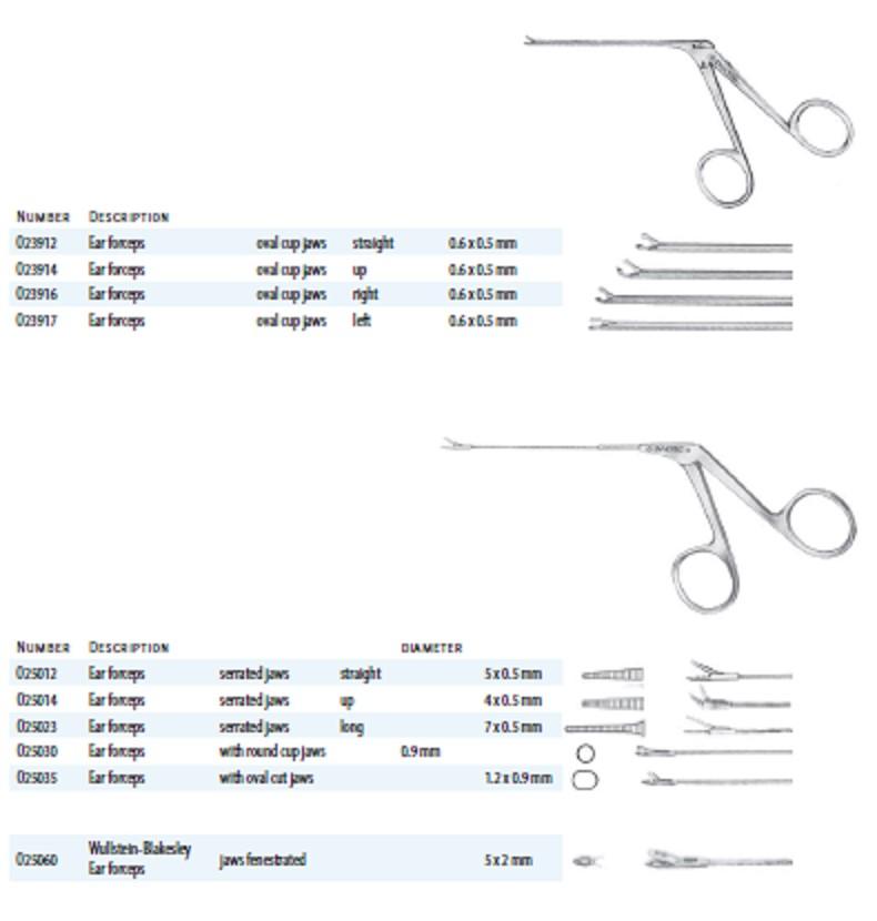 Kẹp vi phẫu tai 2