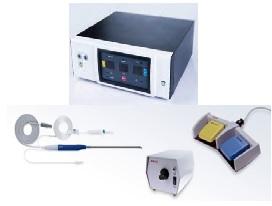 Dao mổ điện dùng trong cắt đốt ENT (Amiđan hoặc nạo VA) bằng công nghệ Plasma với bước sóng Radio Frequency