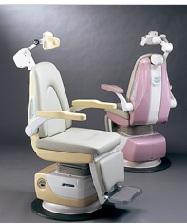 Ghế khám tai mũi họng điều khiển tự động bằng hệ thống mô-tơ thủy lực