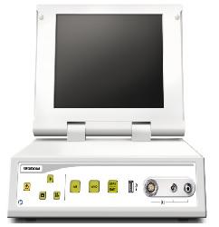 Máy nội soi chẩn đoán Tai Mũi Họng loại xách tay với màn hình LCD TFT 10.4 inch