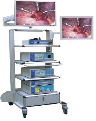 Hệ thống nội soi và phẫu thuật nội soi Tai Mũi Họng với ống soi bán cứng; ống mềm dùng cho người lớn và trẻ em