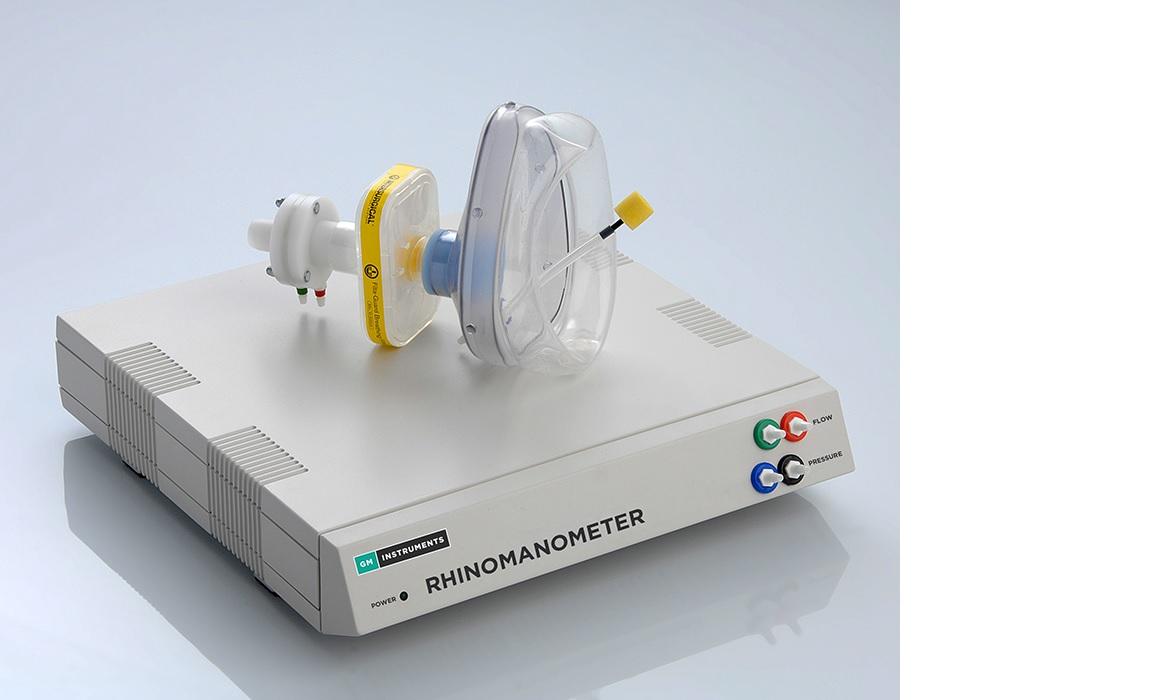 Máy đo khí áp mũi (Máy đo điện trở mũi) loại 4 pha tiêu chuẩn