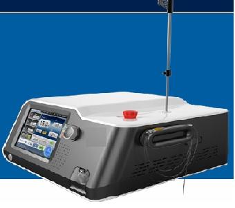 Máy cắt đốt điện bằng Diode Laser 1470nm