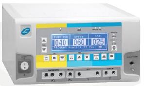 Máy hàn mạch máu nhanh với màn hình đồ hoạ LCD