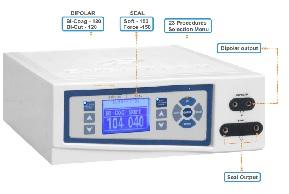 Máy hàn mạch máu Ligasure với màn hình LCD